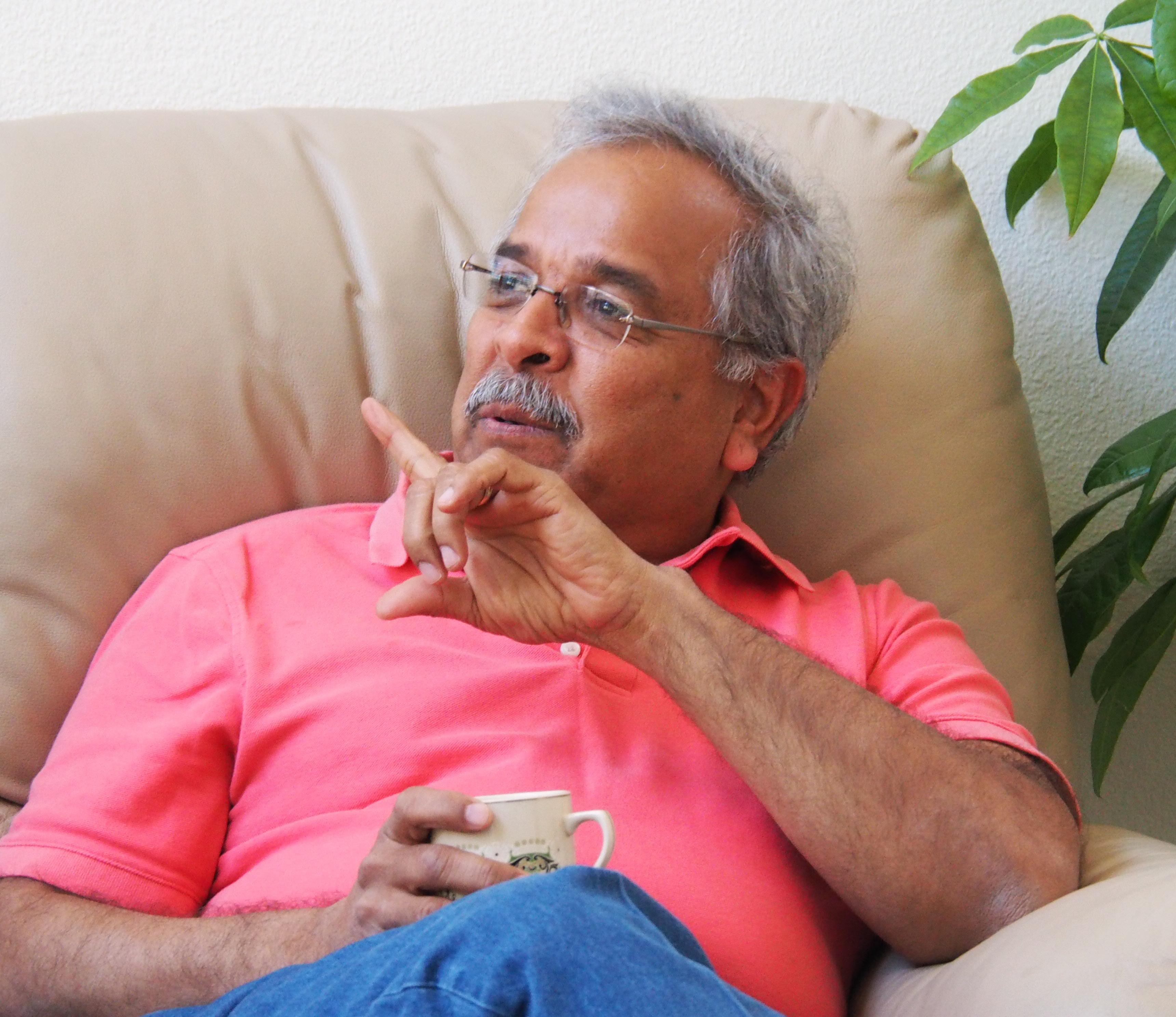 Krish Krishnamurthy