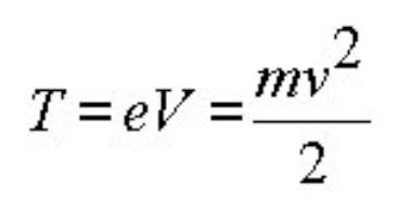 equation for kinetic energy