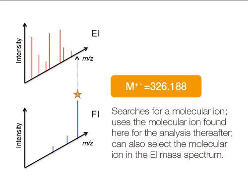 Molecular Ion Search
